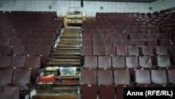 Зал в новокузнецком цирке