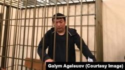 Муратбек Тунгишбаев.