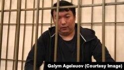 Мұратбек Тұңғышбаев, қазақстандық белсенді.