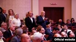 Վահրամ Մարտիրոսյան․ Նման հանդիպումների ժամանակ պետք է կոնցեպցիաներ հնչեն