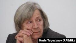 Нинель Фокина. Алматы, 4 наурыз 2011 жыл.