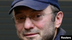 Suleiman Kerimov.