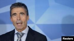 Sekretari i përgjithshëm i NATO-s Anders Fogh Rasmussen