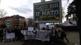 Anti-NATO protesti u Banjaluci, arhivska fotografija