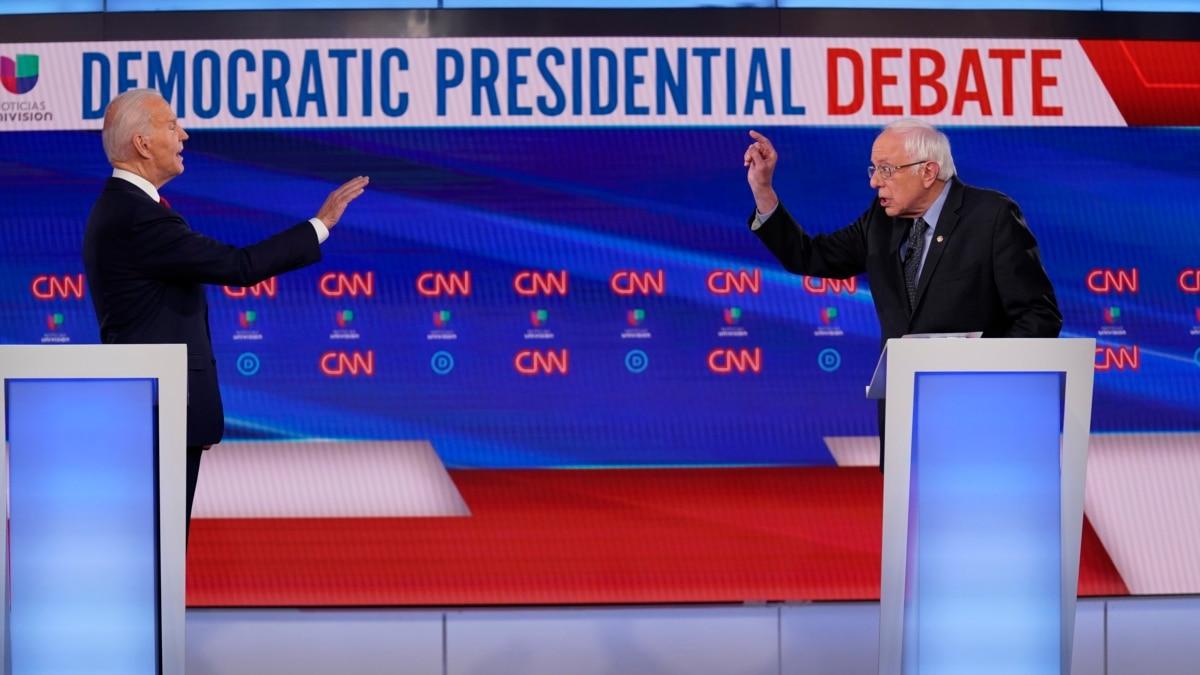 Демократическая партия США перенесла съезд из-за коронавирус