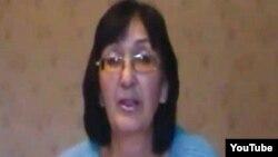 Балхашский адвокат Зинаида Мухортова. Скриншот с сайта Youtube.com.