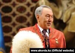 Президент Казахстан Нурсултан Назарбаєв