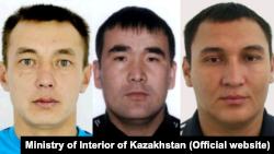 """Подозреваемые в нападении на сотрудников """"Охотзоопрома"""" в Карагандинской области."""