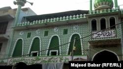 Pamje e një xhamie në Peshavar