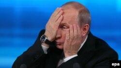 Володимир Путін, Москва, 19 грудня 2013 року