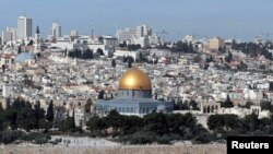 Мечеть в районе Храмовой горы в Иерусалиме. Иллюстративное фото.