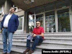 Zoran Živković po napuštanju četvrte runde dijaloga na FPN