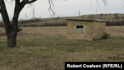 Crimean Tatars often build small structures on plots they don't have rights to while they fight for ownership.
