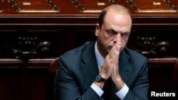 Ministri i Brendshëm italian Angelino Alfano