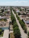 Kazakhstan - Arys after the blast