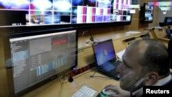 Телевидение, финансируемое из госбюджета, находится в кризисе как по состоянию материальной базы, так и по рейтингу общественно-политических передач