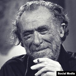 Amerikalı yazıçı Çarlz Bukovski