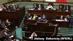 Дебаты в парламенте Польши по вопросу миграционного кризиса