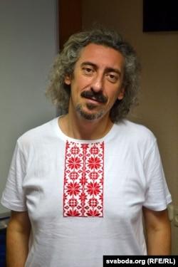 Зьміцер Саўка. Фота: Wikipedia