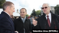 Ambasadorul ceh la Ziua Națională a Vinului la Chișinău