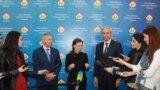 Детский омбудсмен Анна Кузнецова в Северной Осетии, архивное фото