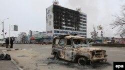Нападение на Дом печати, Грозный, декабрь 2014 г.
