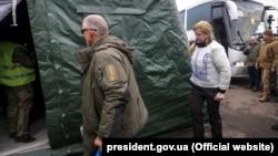 КПВВ «Майорське», Донеччина, 29 грудня 2019 року