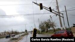 Marija je najjači uragan koji je pogodio Portoriko u proteklih 80 godina