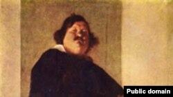 Ожирение сокращает жизнь. «Тосканец». Картина Алессандро дель Борро. 17 век.