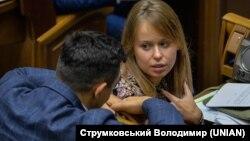 За словами Єлизавети Ясько, такого рішення делегати дійшли на екстреному засіданні