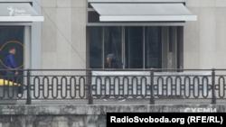 Олександр Шевченко прийшов до офісу Ігоря Коломойського