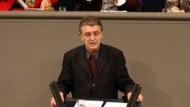 German parliament deputy Christoph Strasser
