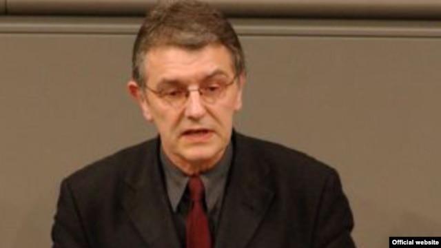 PACE rapporteur Christoph Straesser