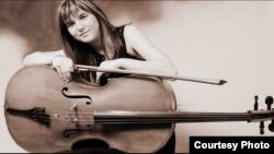 Маја Михајловска, македонска виолончелистка.