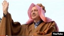 Kryeministri i Turqisë Recep Tayyip Erdogan (Ilustrim)