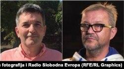 Ismet Gavrankapetanović i Emir Hadzihafizbegović