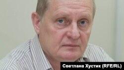 """Владимир Павловский, главный редактор газеты """"Красноярский рабочий"""""""