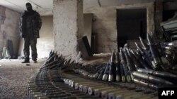 Ushtria ukrainase në Donetsk, foto nga arkivi