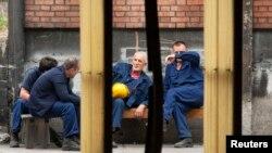 Radnici u Crnoj Gori, fotoarhiv