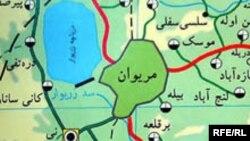 شهر مریوان از جمله شهرهای مرزی ایران در منطقه کردستان محسوب می شود.