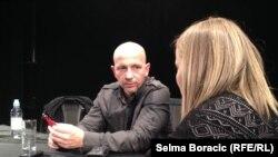 Aleksandar Stanković u razgovoru sa Marijom Arnautović