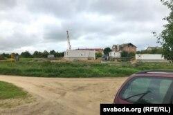 Так будуецца новы дом для старшыні Івацэвіцкага райвыканкаму Аляксандра Грыцука