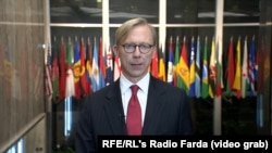 Brian Hook, US Special Representative for Iran. November 18, 2019