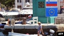 Piranski zaljev, točka sporenja Hrvatske i Slovenije