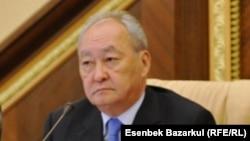Орал Мұхамеджанов, саясаткер, бұрынғы мәжіліс төрағасы.