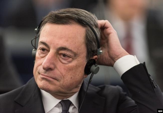 Mario Dragi se smatra zaslužnim za spasavanje evra 2012. godine