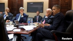 باراک اوباما، معاون، وزیر خارجه و مشاورانش