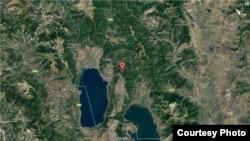 Земјотрес во Охрид и Ресен.