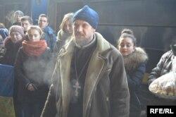 Отец Дмитрий, духовник поезда единства
