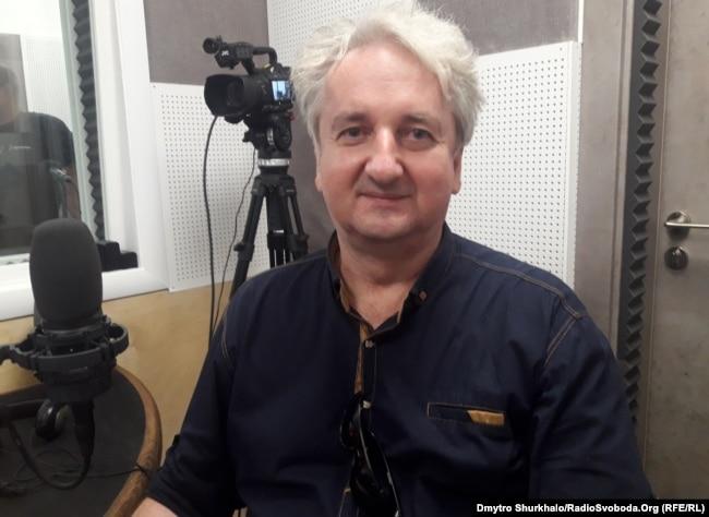 Анатолій Ціпко, культуролог і філолог, співробітник Інституту українознавства